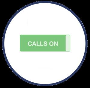 Toggle call availability